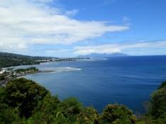 Papeete and Moorea