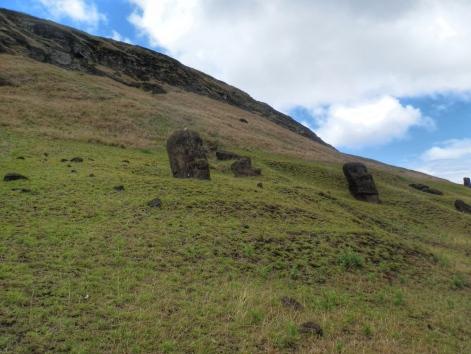 Buried Maoi