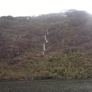 Waterfall, Patagonia