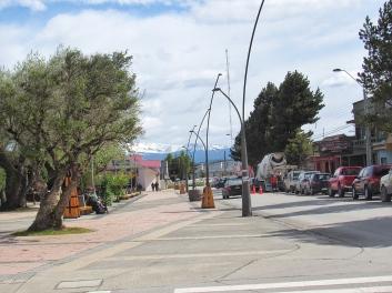 Puerto Natales street