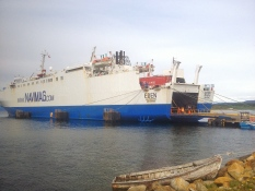 Eden ferry