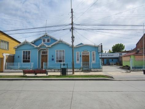 Colours, Puerto Natales