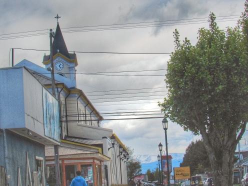 Puerto Natales, Centro