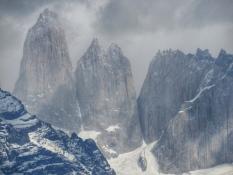 Granite peaks, Torres del Paine