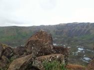 Volcano, Rapa Nui