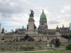 Congressional Palace Buenos Aires