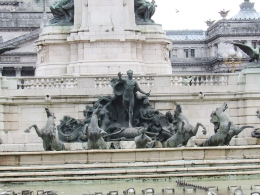 Buenos Aires fountain