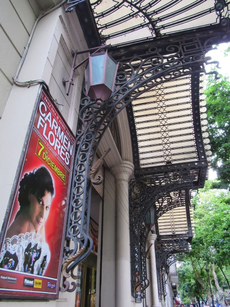 Ironwork, Buenos Aires