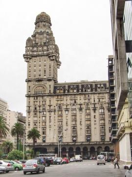 Palacio Salvo