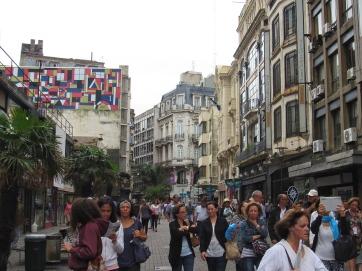 Montevideo sreet