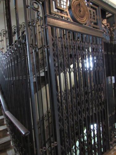 Palacio Salvo elevator