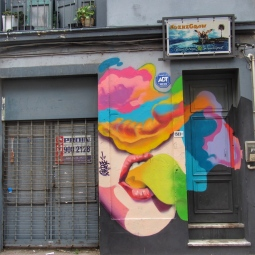 Montevideo street art