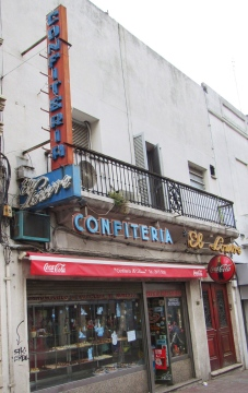 Cafe in Montevideo
