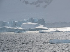 Monster icebergs