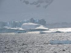 Monster icebergs