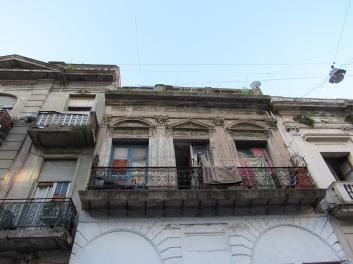 San Telmo balcony