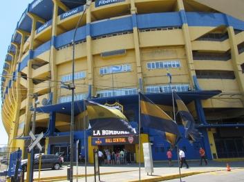 La Boca Juniors Stadium - La Bombanera
