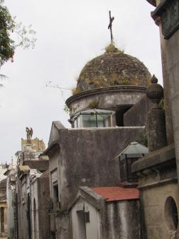 Recoleta cemetery 7