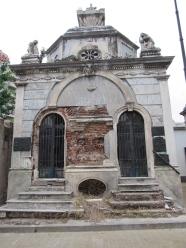 Recoleta cemetery 4