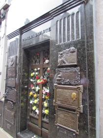 Eva Peron mausoleum