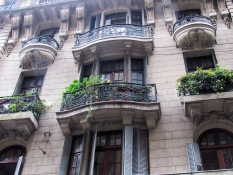 Buenos Aires balcony 2