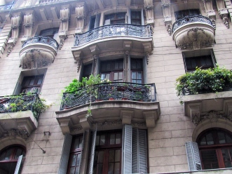 Buenos Aires balcony 2