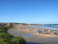Main beach Punta del Diablo