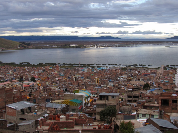 Puno Lake Titicaca 2
