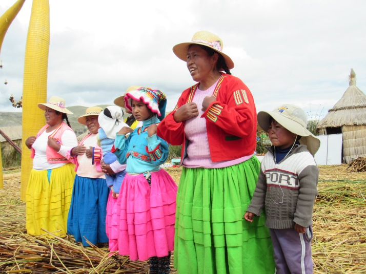 Uros Islands Lake Titicaca 4