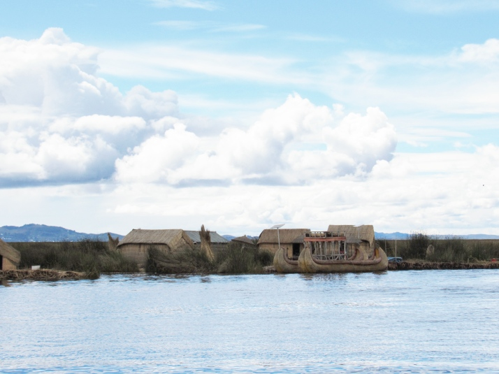 Uros Islands Lake Titicaca 6