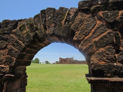 Jesuit ruins Trinidad 2