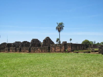 Jesuit ruins Trinidad 3