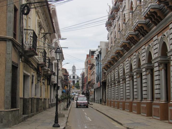 Tarija street