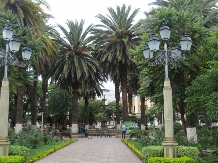 Plaza de Armas, Tarija