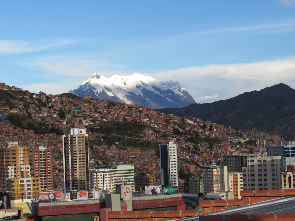 The Extraordinary City of La Paz