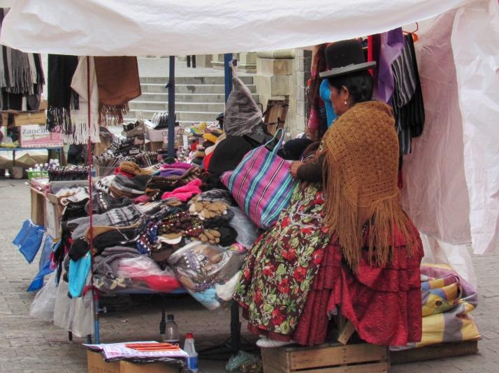 Market 1 La Paz
