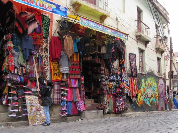 Market 2 La Paz