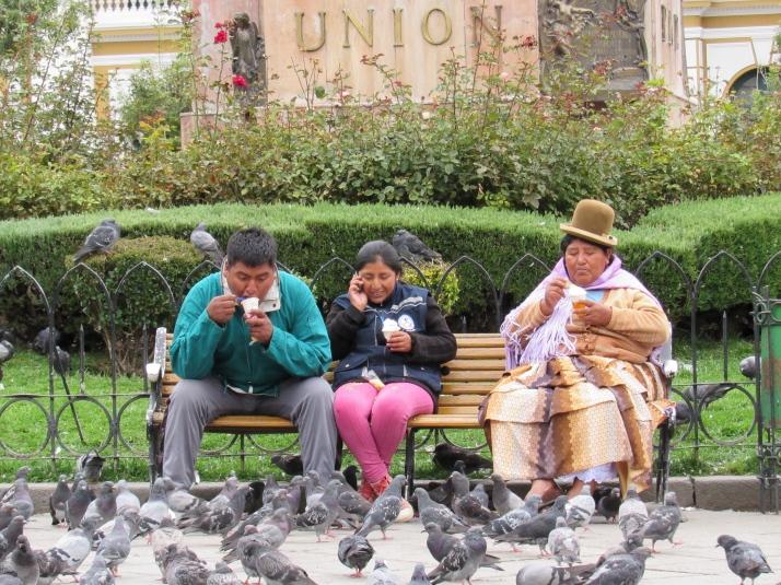 Murillo Plaza 1 La Paz