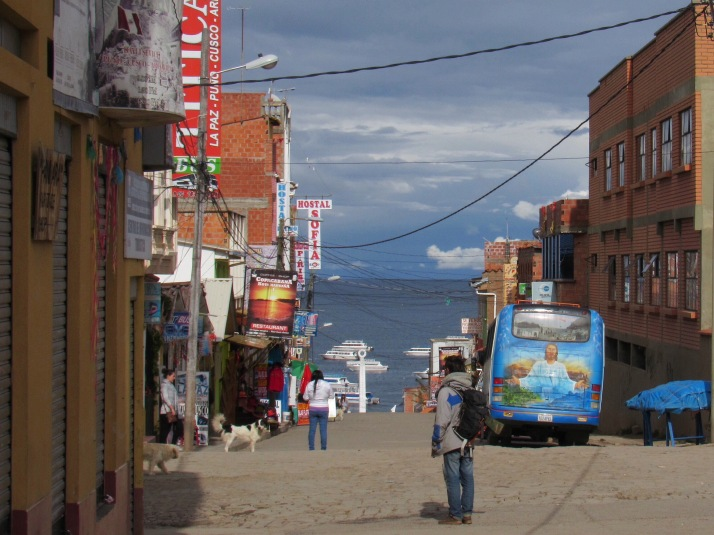 Copacabana, Lake Titicaca 1