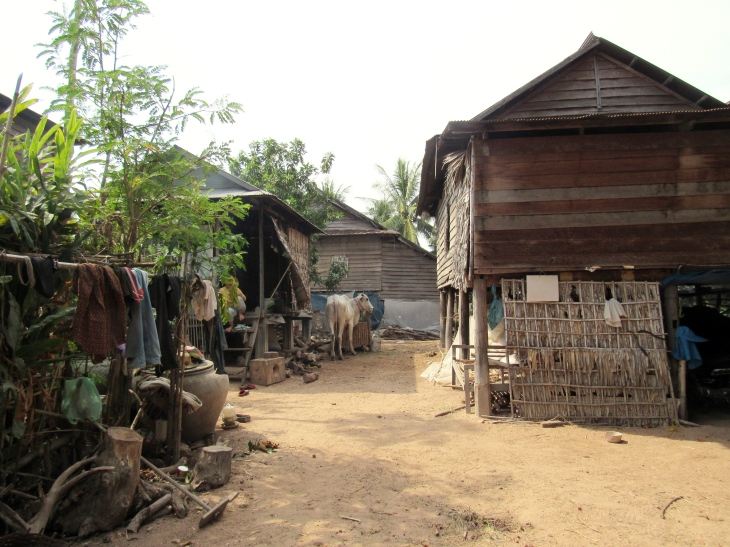 Brobmai village