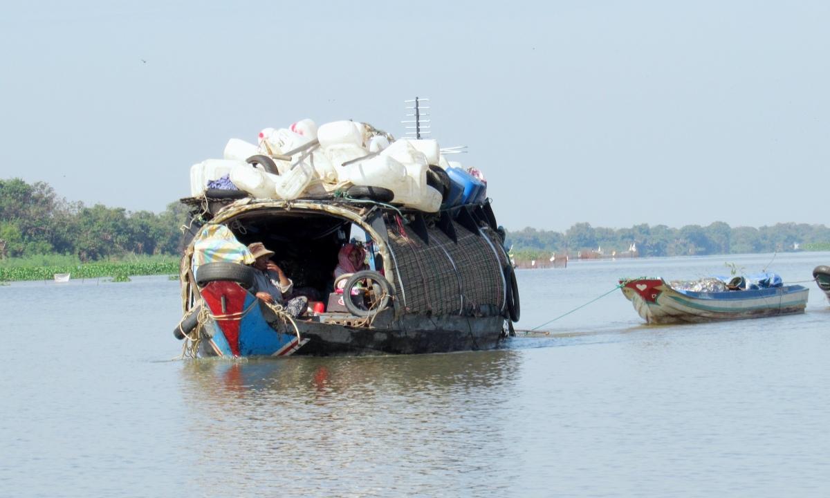 A trip to Battambang
