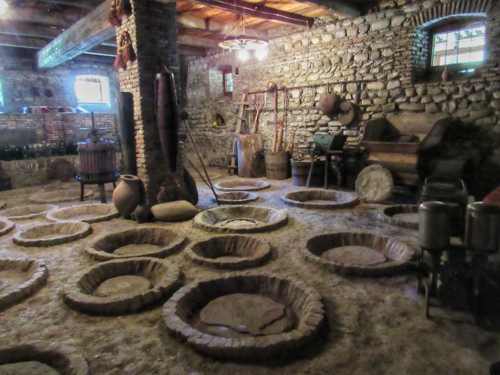 Numisi wine cellar