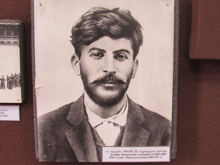 Stalin as a young revolutionary