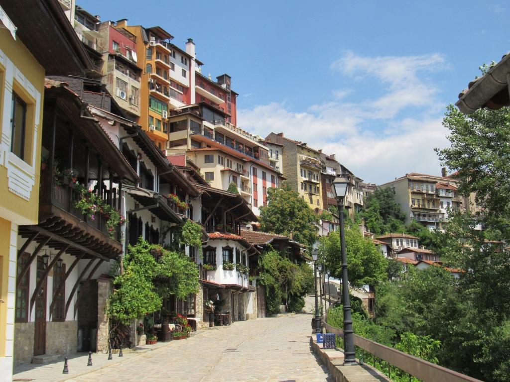 Gurko Street, Veliko Tărnovo